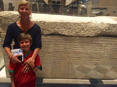 How to tour the Louvre with kids (and minimal screaming and crying)