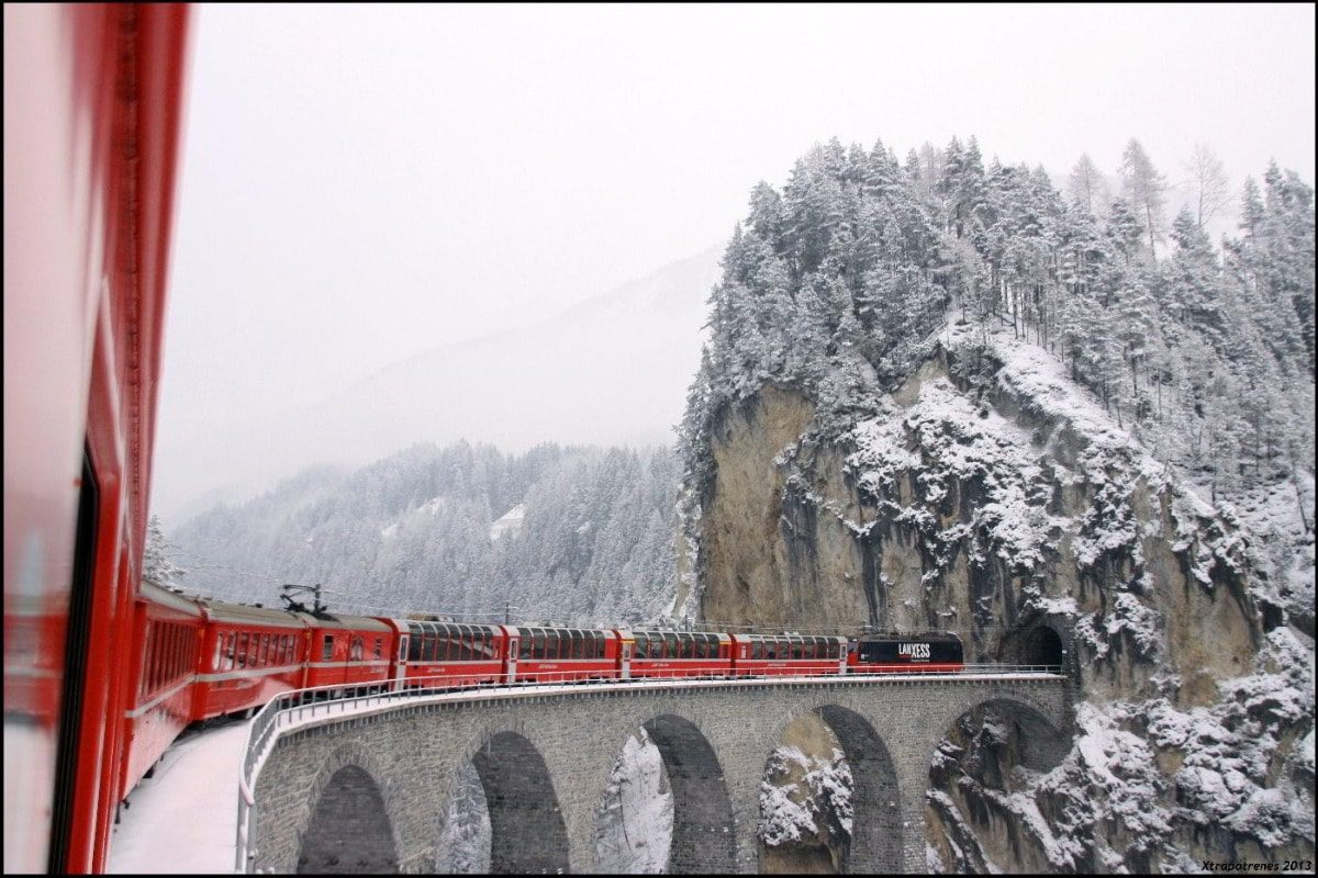 Europe's 5 dreamiest train rides