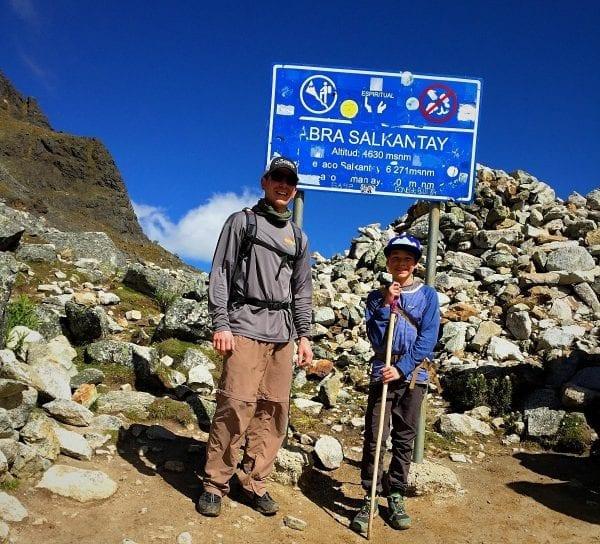 Trekking the Salkantay to Machu Picchu <i>con Refugios</i>
