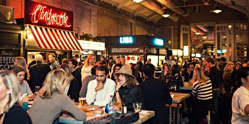 The De Hallen Foodhallen: Amsterdam's seriously delicious street food market