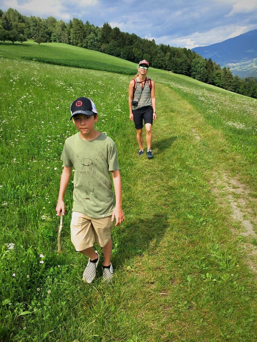 2018 European travel review: Hiking in Chiusa-Klausen