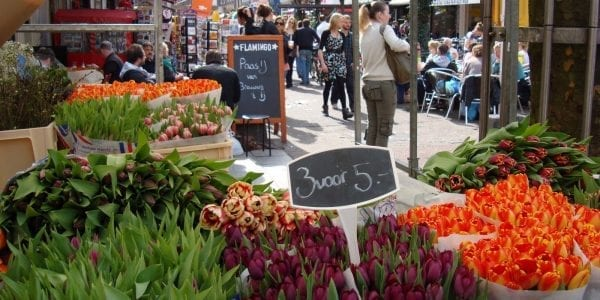 6 must-visit Amsterdam street markets