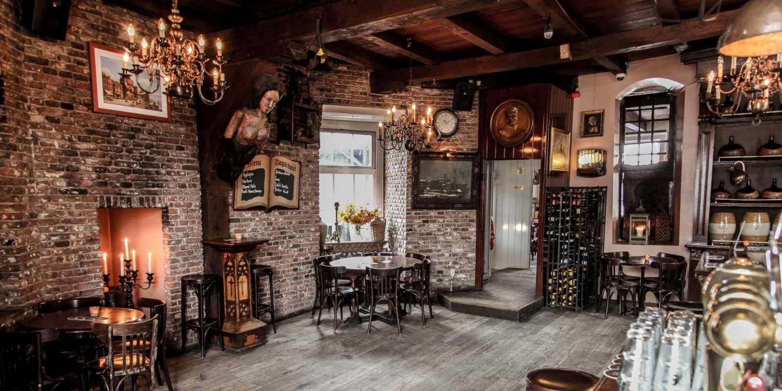 VOC Cafe in Amsterdam, Amsterdam's best bars
