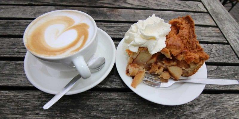Amsterdam desserts at winkel43