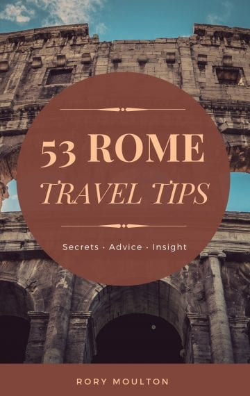 53 Rome Travel Tips