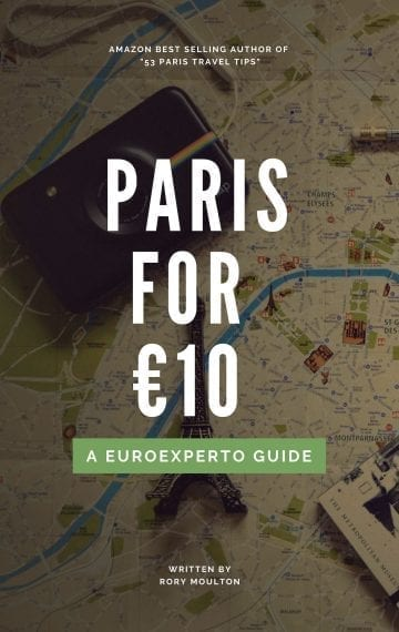 Paris for €10 (or less)