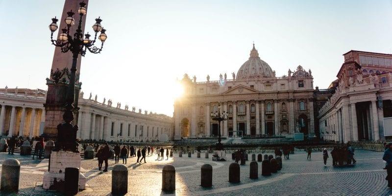 vatican city st. peter's basilica