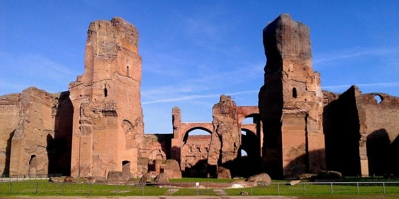 Baths of Caracalla