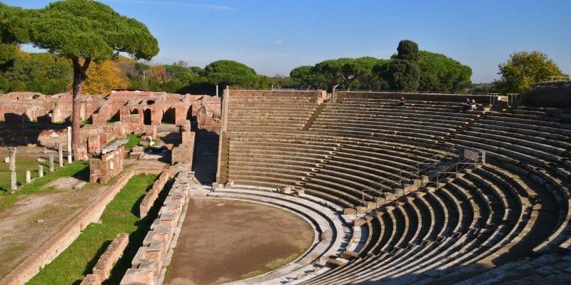 Ostia Antica theater