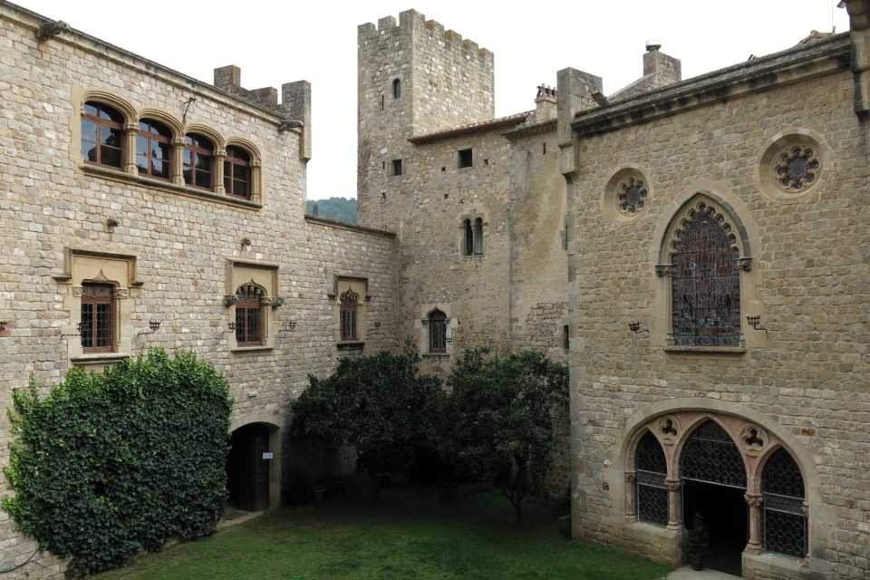 Game of Thrones filming locations in Europe: Castell de Santa Florentina