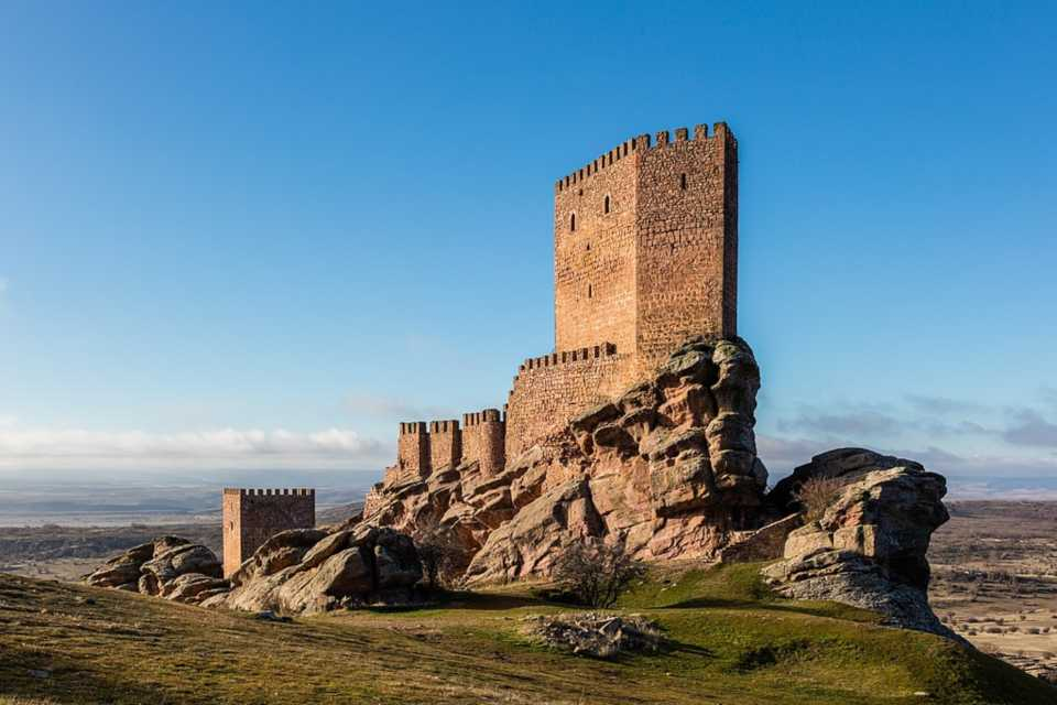 Game of Thrones filming locations in Europe: Castillo de Zafra