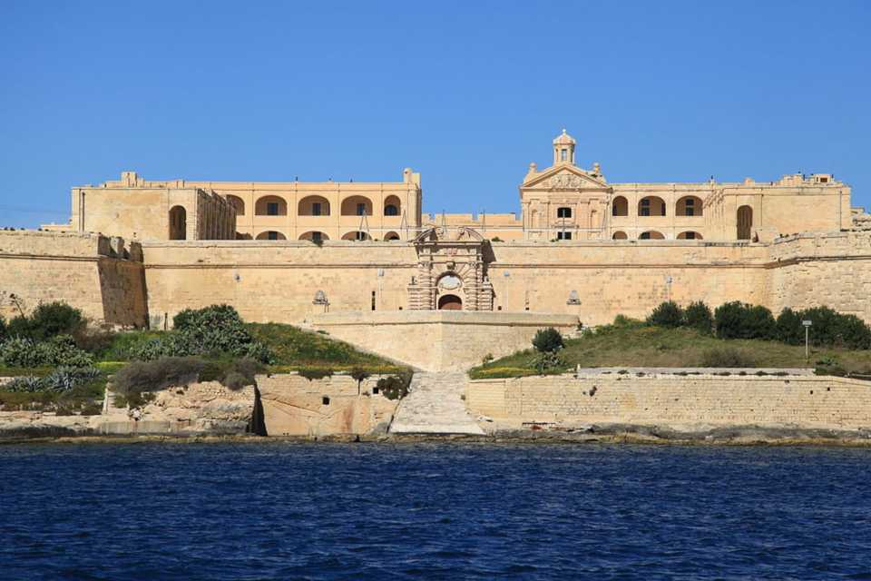 Game of Thrones filming locations in Europe: Fort Manoel