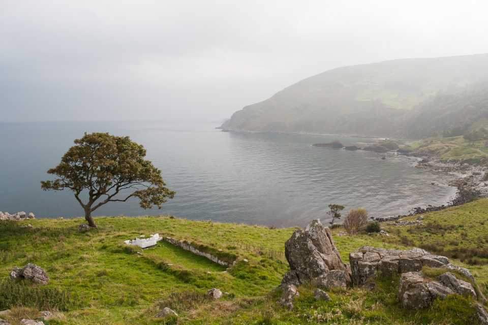 Game of Thrones filming locations in Europe: Murlough Bay