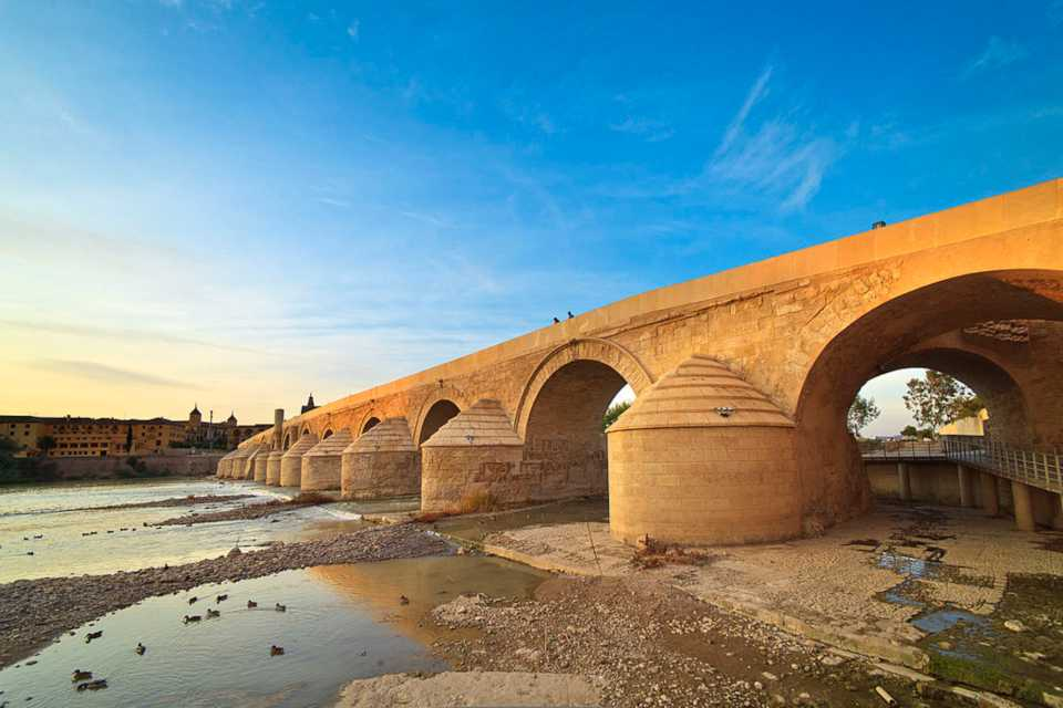 Game of Thrones filming locations in Europe: The Roman Bridge, Cordoba