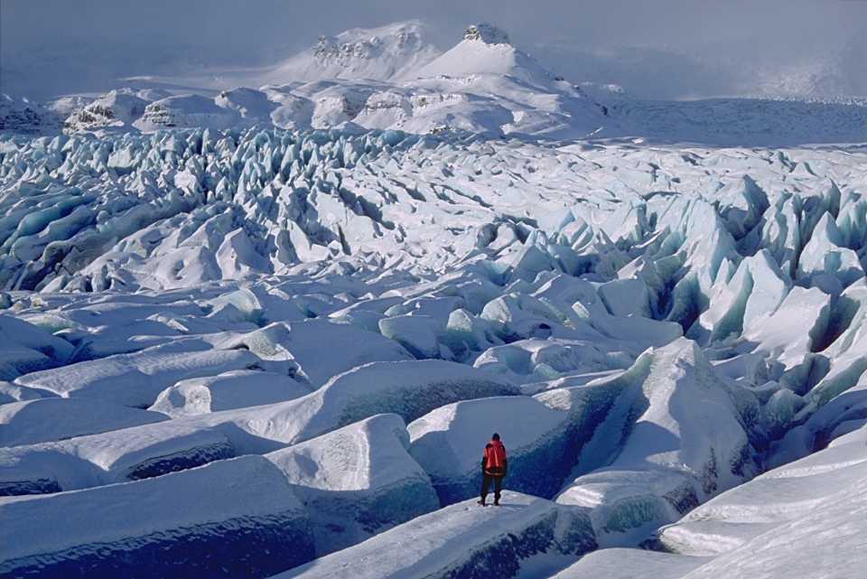 Game of Thrones filming locations in Europe: Vatnajokull